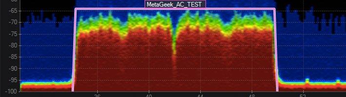 MetaGeek AC test